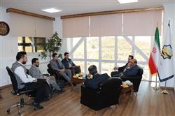 دیدار با جمعی از فعالان و سرمایه گذاران اقتصادی استان