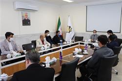 جلسه هم اندیشی مدیرعامل سازمان با مسئولان حراست واحدهای ستادی و تابعه