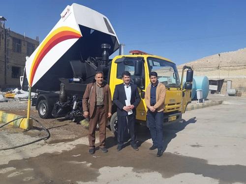 2 شهرداری خراسان رضوی به ماشین آلات جدید پسماند و آتش نشانی تجهیز شد