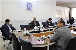 فعالیتهای و عملکرد معاونتهای ستادی سازمان همیاری بررسی شد