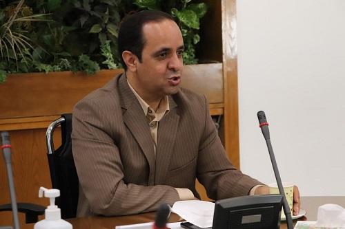 پیام دعوت مدیرعامل سازمان همیاری از خانواده مدیریت شهری استان برای حضور پرشور مردم
