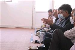 بازگشایی معبر ورودی  شهرک حمل ونقل خواف