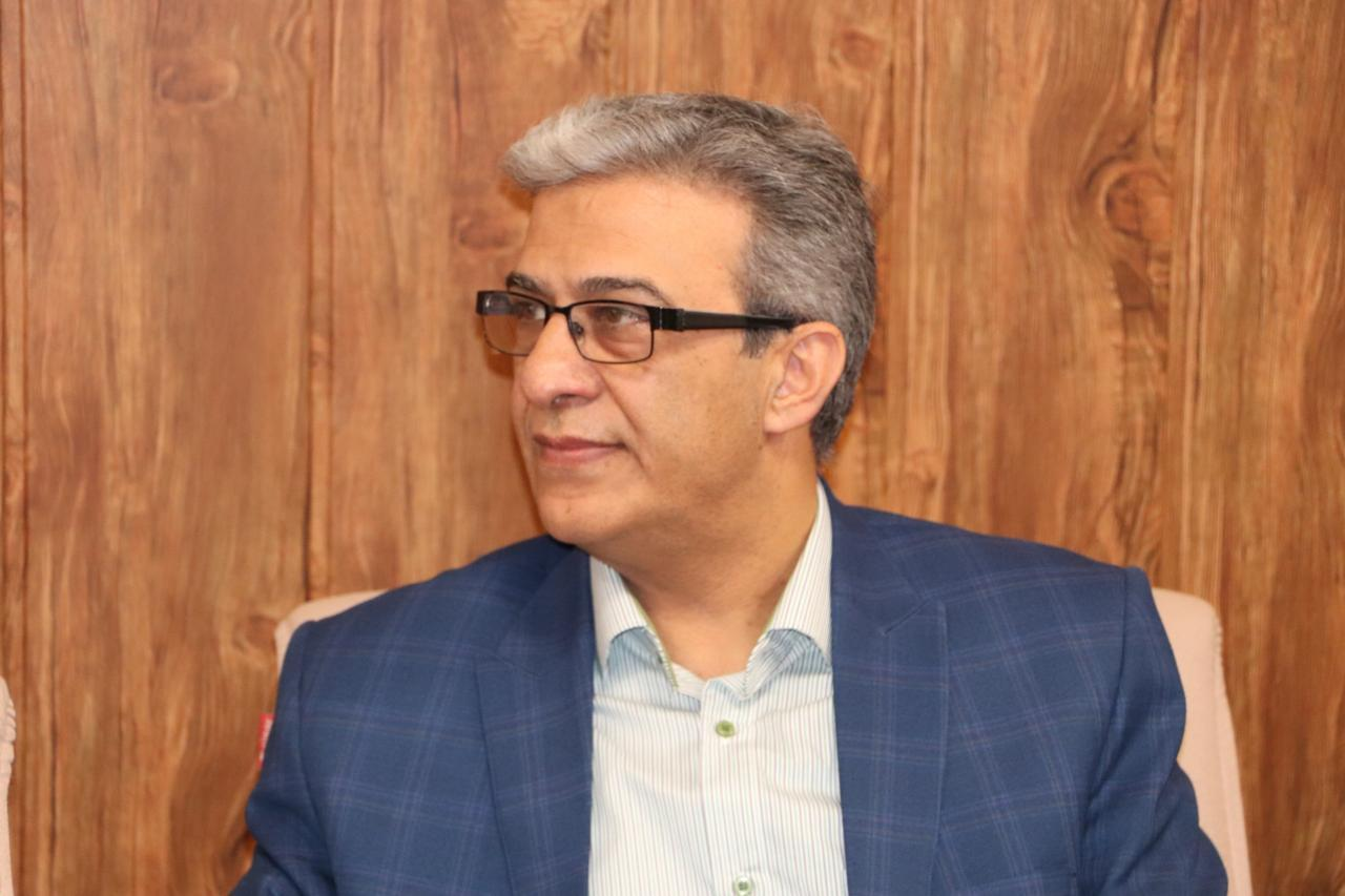 دیدار مدیرعامل با محمود بنا نژاد رئیس اتاق اصناف مشهد